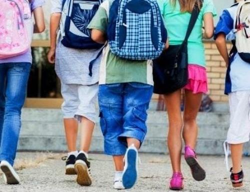 Cómo podemos ayudar en la infancia y la adolescencia a dar el paso hacia la escuela?